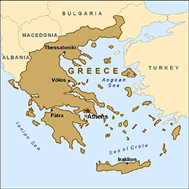 a look at the country of greece in europe Greece's relations with europe are in a fragile state, and several of its leaders are showing impatience, unlikely to tolerate the foot-dragging of past administrations.